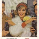 1963 COCA-COLA Vintage Print Advertisement