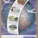 1941 PAN AMERICAN Airlines Vintage Advertisement