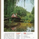 1964 Mississippi Travel Vintage Print Advertisement