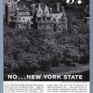 1960 NEW YORK Travel Vintage Print Advertisement