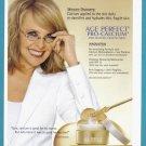 L'OREAL Diane Keaton 2007 Magazine Print Ad
