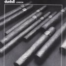 1977 DUNHILL Cigars Vintage Magazine Print Ad