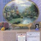 Thomas Kinkade 1994 Magazine Print Ad