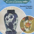 1976 CERAMICS Crafts Magazine Vintage Issue