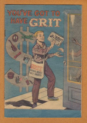 1959 GRIT Magazine Vintage Issue