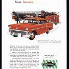 1956 CHEVROLET Auto Vintage Print Ad