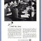 1948 BELL Telephone Vintage Magazine Print Ad