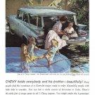 1959 CHEVROLET Vintage Auto Print Ad