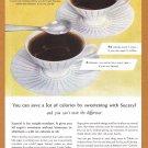 1956 SUCARYL SWEETNER Vintage Print Ad