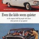 1960 CHRYSLER STATION WAGON Vintage Auto Print Ad
