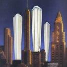 1987 STIEFF FLATWARE Vintage Print Ad