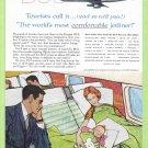 1959 DOUGLAS AIRCRAFT DC-8 Vintage Print Ad