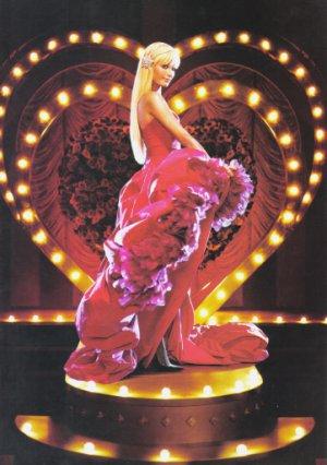 PARIS HILTON Perfume Original 2007 Print Advertisement