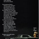1965 BUICK ELECTRA Vintage Auto Print Ad