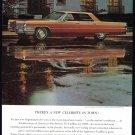 1965 CADILLAC Vintage Auto Print Ad