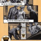 1941 ETHYL GASOLINE Vintage Print Ad