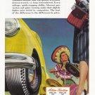 1947 GENERAL TIRES Vintage Print Ad