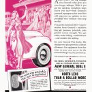 1938 GENERAL TIRES Vintage Print Ad