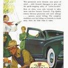 1948 GENERAL TIRE Vintage Print Ad