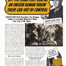 1937 GOODRICH TIRES Vintage Print Ad