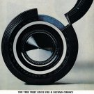 1962 GOODYEAR TIRES Vintage Print Ad