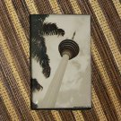 "Hand-crafted Natural Cocostick Zebra Picture Frame Two-ways (4""×6"" or 6""x4"") With Stand"