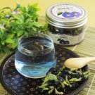 All Natural Asian Herbal Tea , 'Butterfly Pea Flower' by Rahsia Herbal (30g)