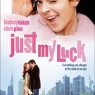 Just My Luck DVD (Lindsay Lohan & Chis Pine)