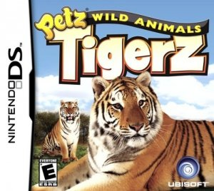 Petz Wild Animals: Tigerz DS