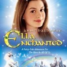 Ella Enchanted DVD (Anne Hathaway)