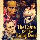 Castle of The Living Dead DVD (1964) Rare Horror