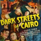 Dark Streets of Cairo DVD (1940) George Zucco Rare