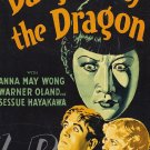 Daughter of The Dragon DVD (1931) Anna May Wong, Fu Manchu