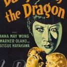 Daughter of The Dragon DVD (1931) Anna May Wong, Fu Manchu