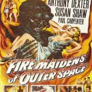 Fire Maidens of Outer Space DVD (1957) Sci-Fi/ B-movie Classic