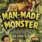 Man-Made Monster DVD (1941) Lon Chaney, Lionel Atwill