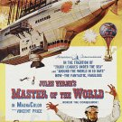 Master Of The World DVD (1961) Vincent Price, AIP classic