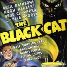 The Black Cat DVD (1941) Bela Lugosi, Basil Rathbone