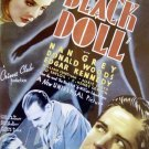 The Black Doll DVD (1938) Rare Classic, Nan Grey