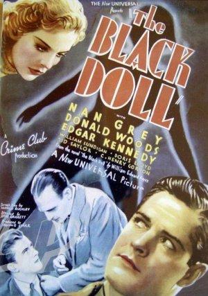The Black Doll DVD (1938) Rare Classic, Nan Grey