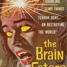 The Brain Eaters DVD (1958) Classic 50&#39;s Sci-Fi