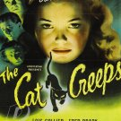 The Cat Creeps DVD (1946) Rare Classic Horror