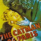 The Catman Of Paris DVD (1946) Rare Horror Classic