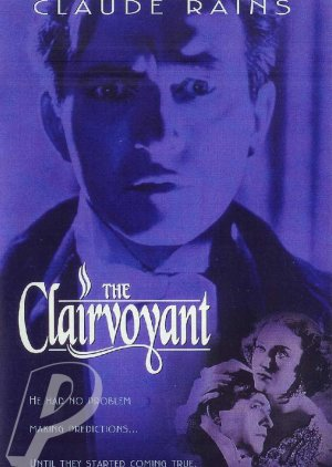 The Clairvoyant DVD (1934) Claude Rains, Fay Wray