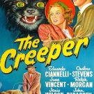 The Creeper DVD (1948) Rare Horror