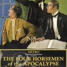 The Four Horsemen Of The Apocalypse DVD (1921) Rudolph Valentino