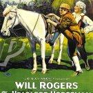 The Headless Horseman DVD (1922) Will Rogers, SILENT