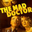 The Mad Doctor DVD (1941) Basil Rathbone RARE