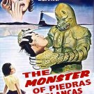 The Monster Of Piedras Blancas DVD (1959) B-Monster Movie Classic