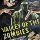 The Valley Of The Zombies DVD (1946) Ian Keith, Rare Horror